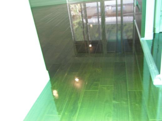 UVフロアコーティング 積水ハウス