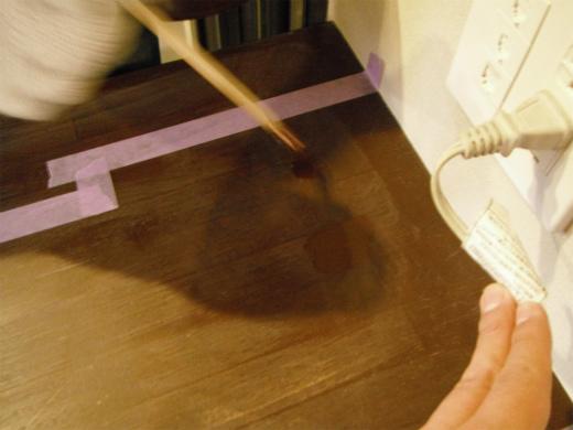 UVフロアコーティング 塗装 テーブル 大阪京都神戸