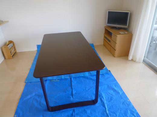 UVコーティング 家具テーブル机カウンター