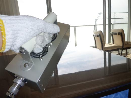 UVコート 大阪 家具テーブル机カウンター